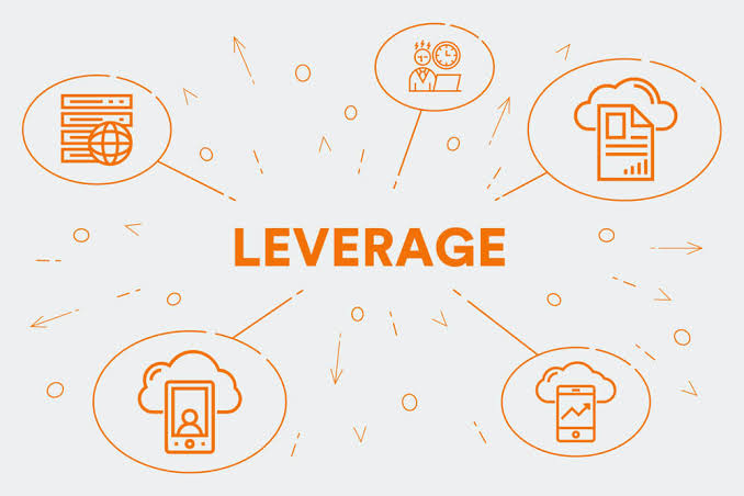 Image result for leverage in tading""